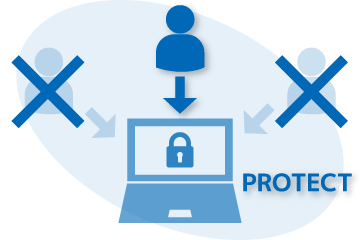 PCSK2は利用制御で未然に問題を防げます。イメージ画像