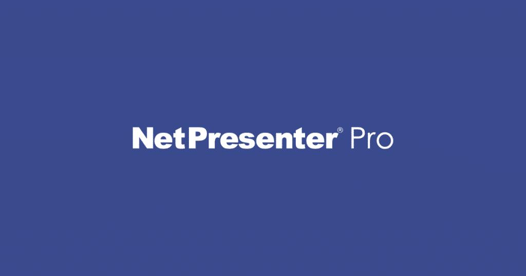 NetPresenter Proの販売終了について